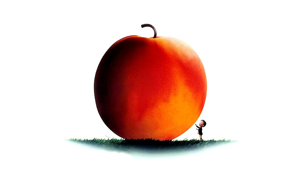 James and the Giant Peach dvd release date