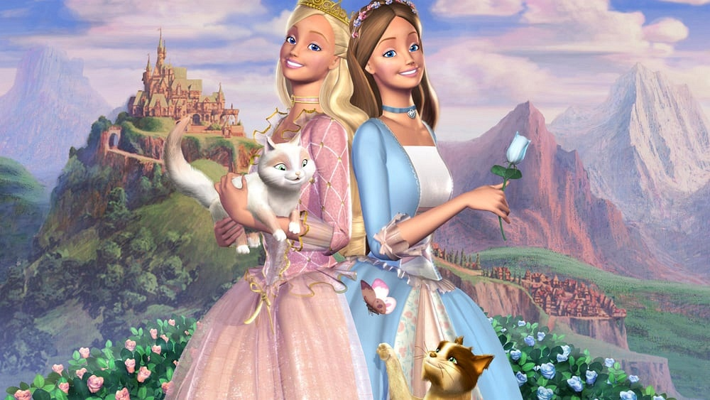 Barbie as The Princess & the Pauper dvd release date