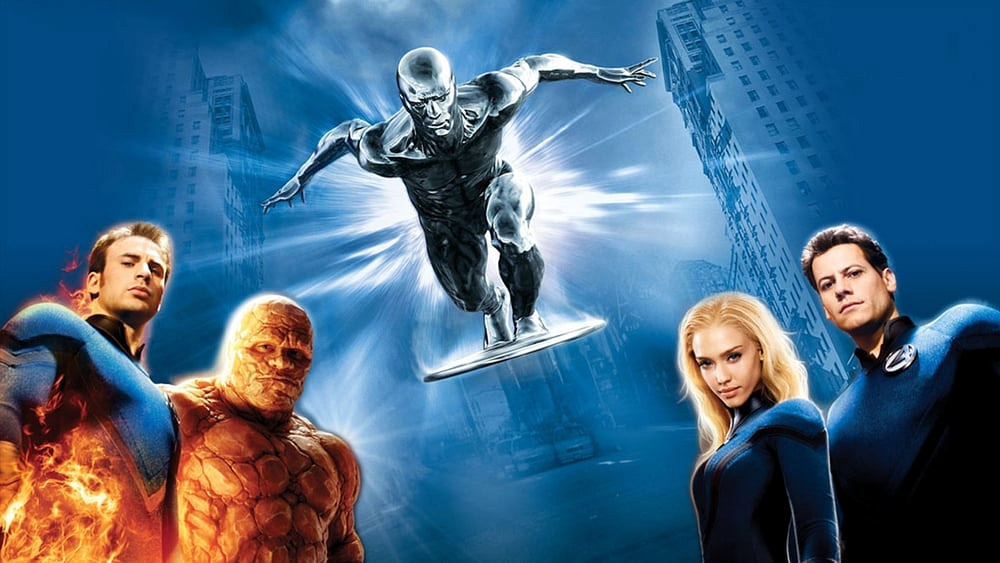 Fantastic 4: Rise of the Silver Surfer dvd release date