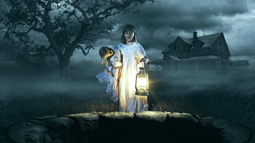 Annabelle: Creation dvd release date