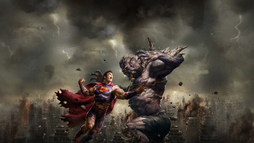 The Death of Superman dvd release date