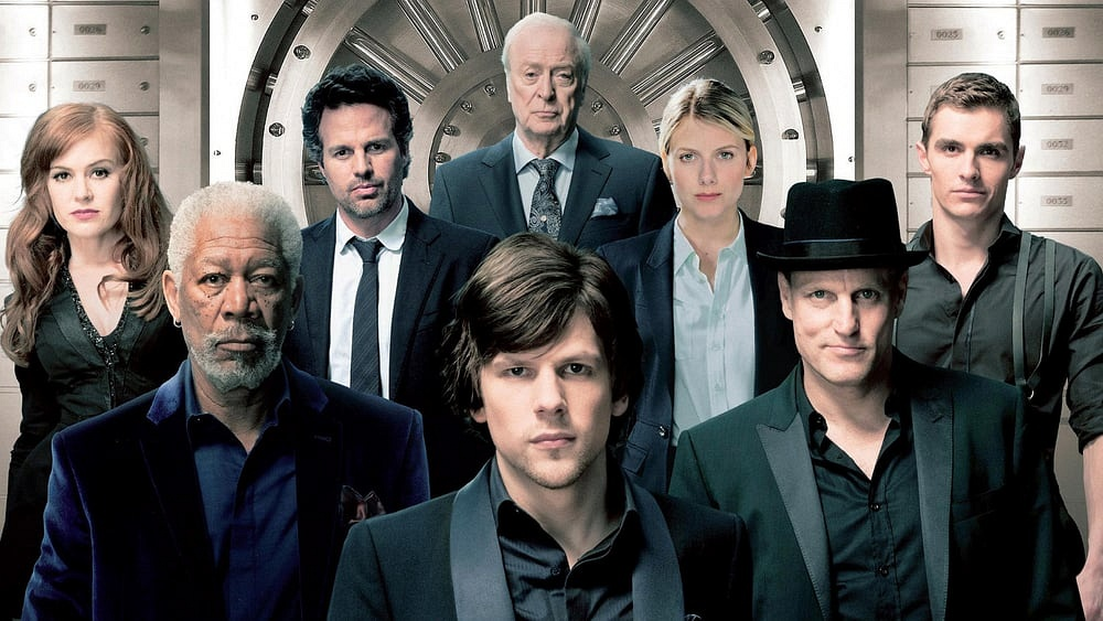 Now You See Me dvd release date