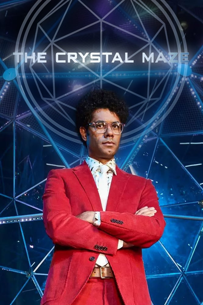 The Crystal Maze poster
