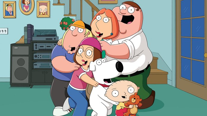 season 20 of Family Guy