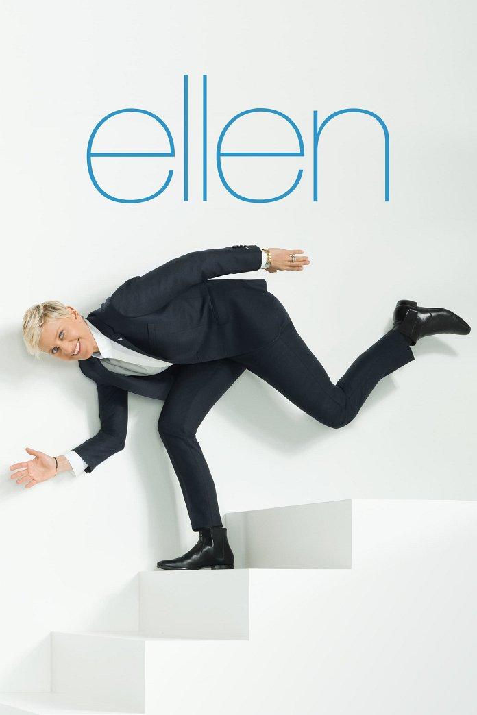 The Ellen DeGeneres Show poster
