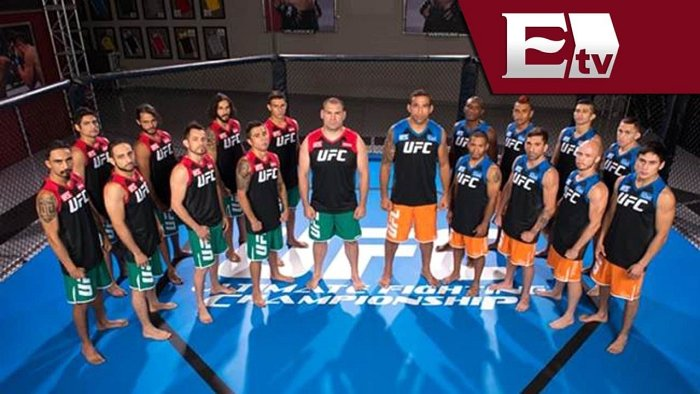 The Ultimate Fighter season  date