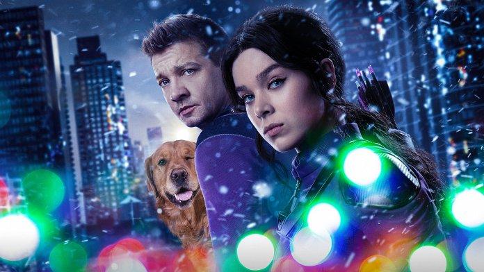season 1 of Hawkeye
