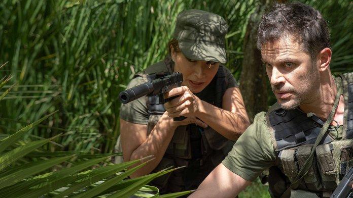 season 2 of Operación Pacífico