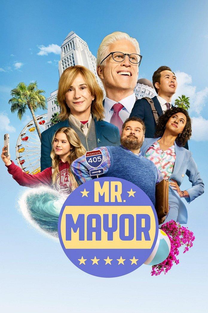 Mr. Mayor poster