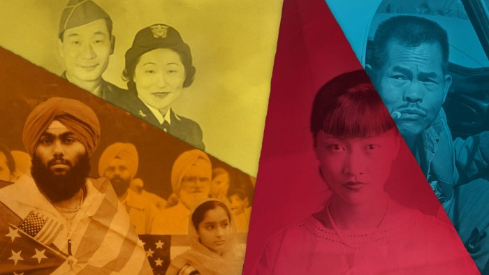 season 1 of Asian Americans
