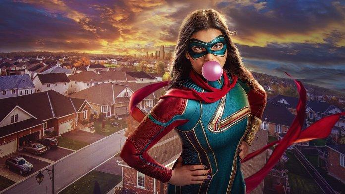 season 1 of Ms. Marvel