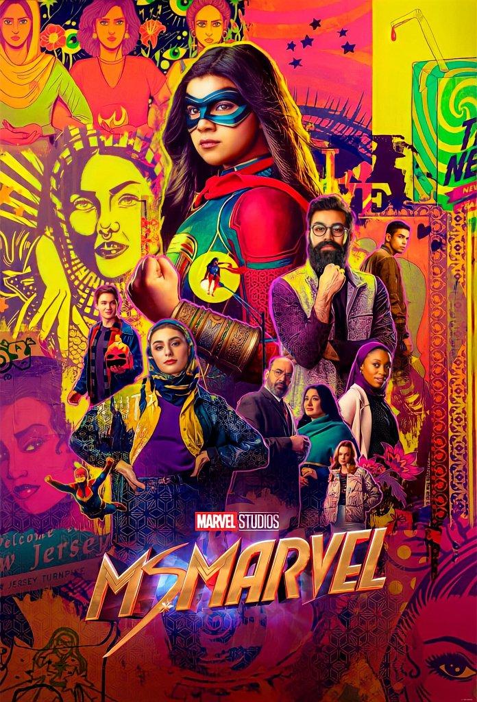 Ms. Marvel poster