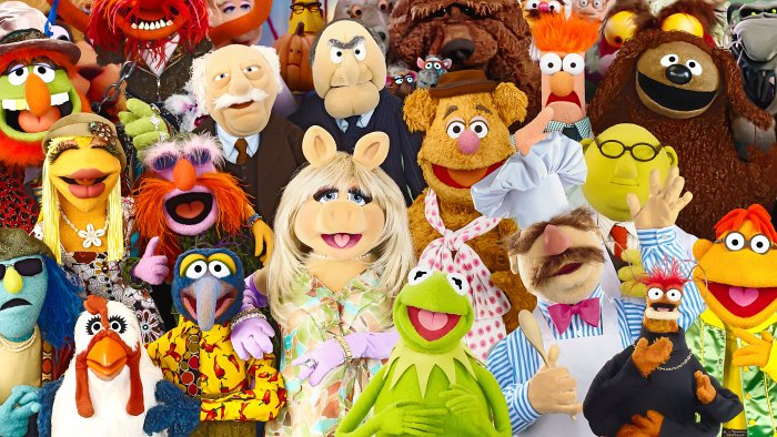 season 1 of Muppets Now