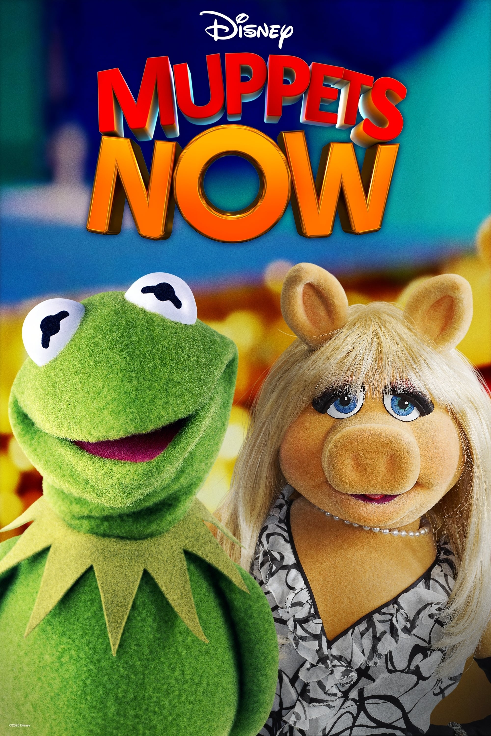 Muppets Now poster
