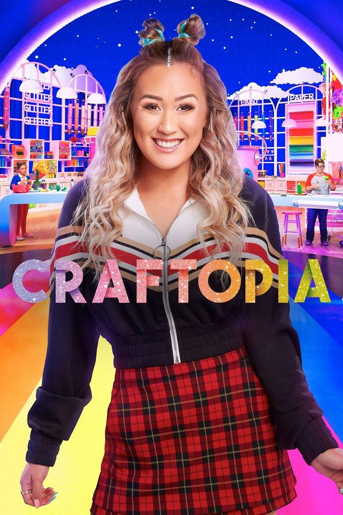 Craftopia poster