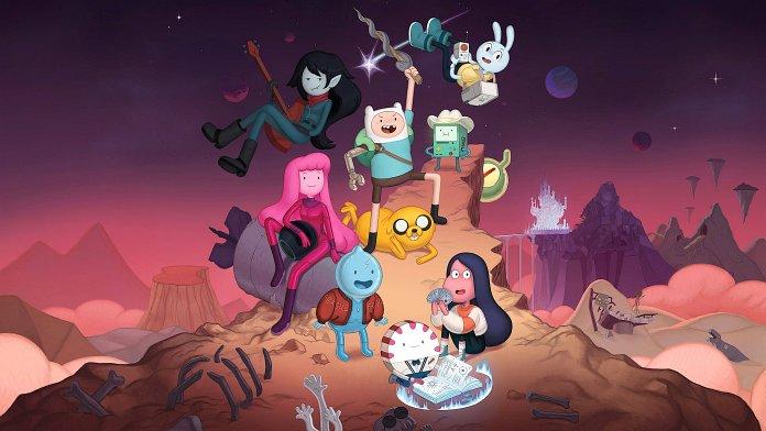 Adventure Time: Distant Lands season  date