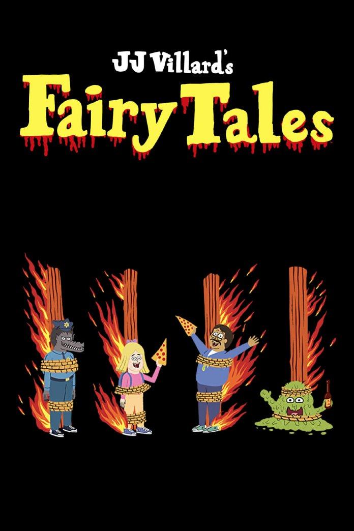 JJ Villard's Fairy Tales poster