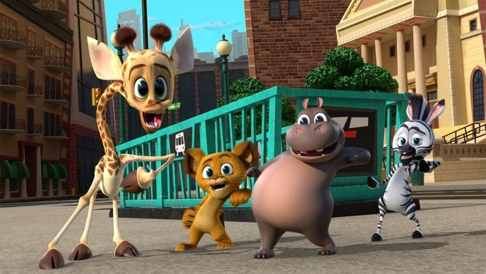 season 1 of Madagascar: A Little Wild