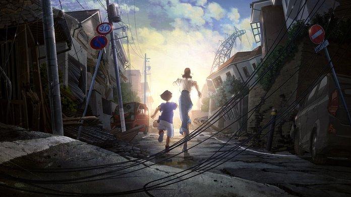 season 2 of Japan Sinks: 2020