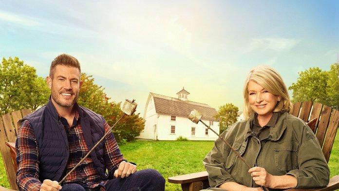 Bakeaway Camp with Martha Stewart season  date