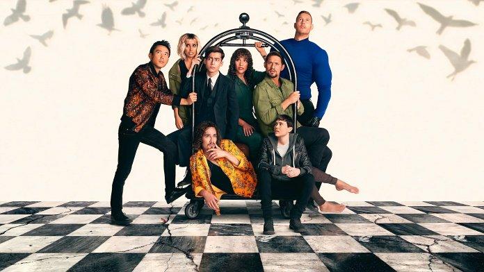 season 3 of The Umbrella Academy