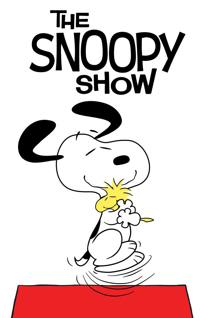 The Snoopy Show poster
