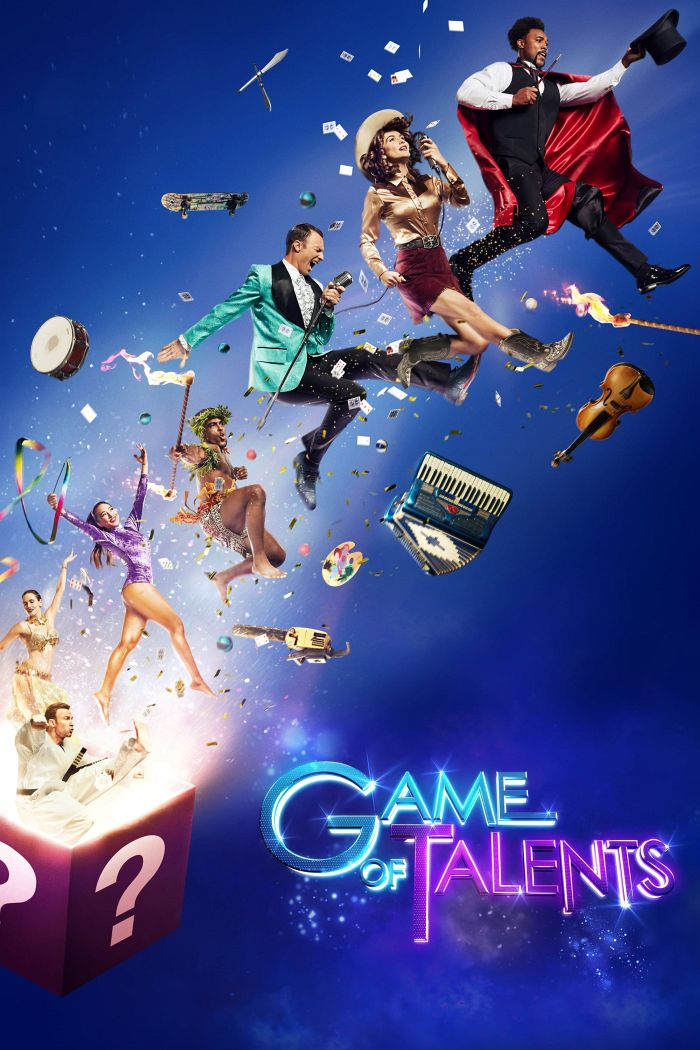 Game of Talents poster