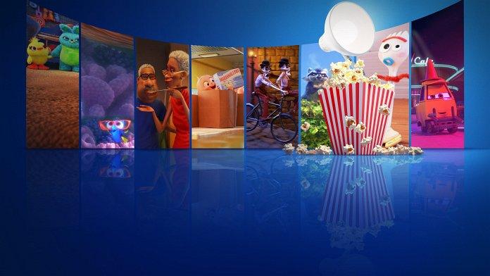 Pixar Popcorn season  date