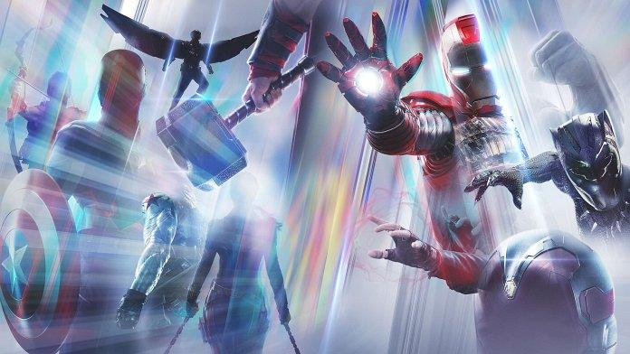 Marvel Studios: Legends season  date