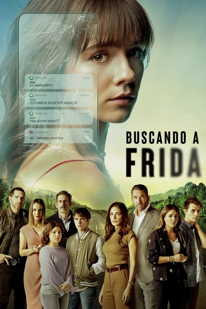 The Search for Frida poster