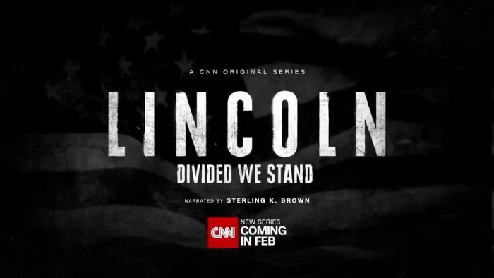 season 1 of Lincoln: Divided We Stand