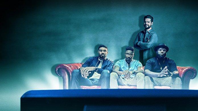 season 1 of Fright Club