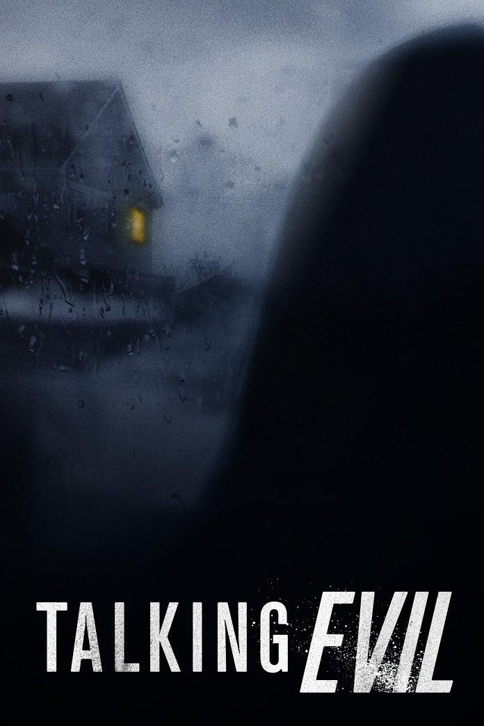 Talking Evil poster