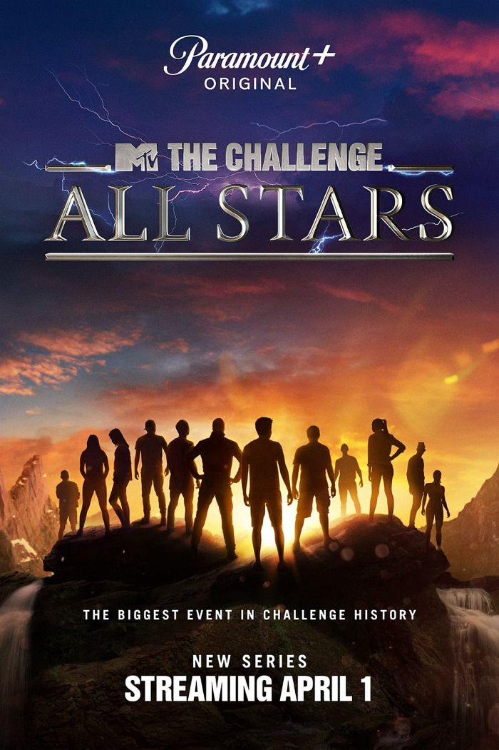 The Challenge: All Stars poster