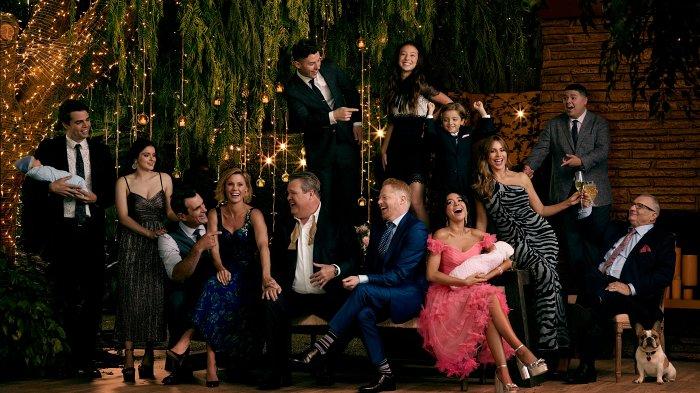 season 12 of Modern Family