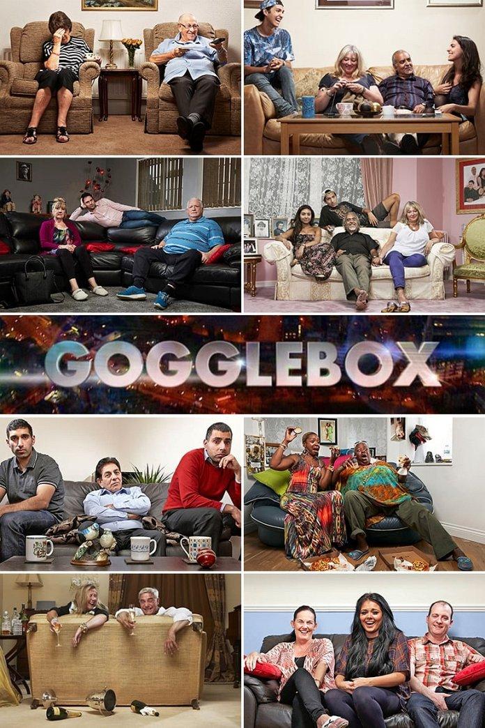 Gogglebox poster