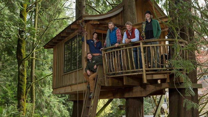 season 11 of Treehouse Masters