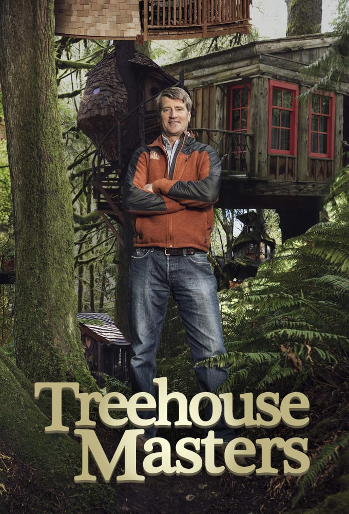 Treehouse Masters poster