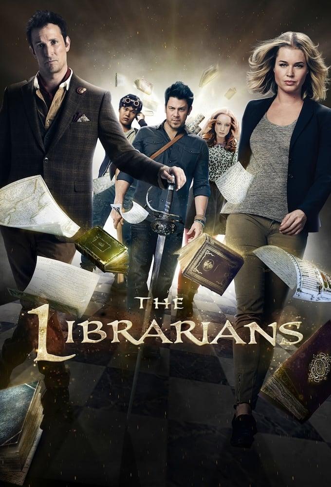 season 5 of The Librarians