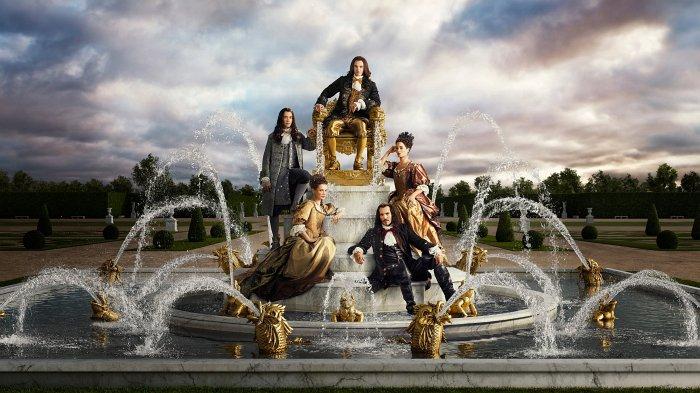season 4 of Versailles