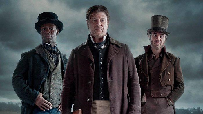season 3 of The Frankenstein Chronicles