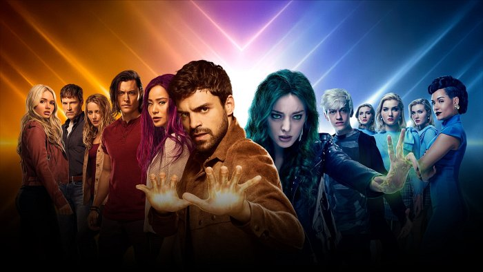 season 3 of The Gifted