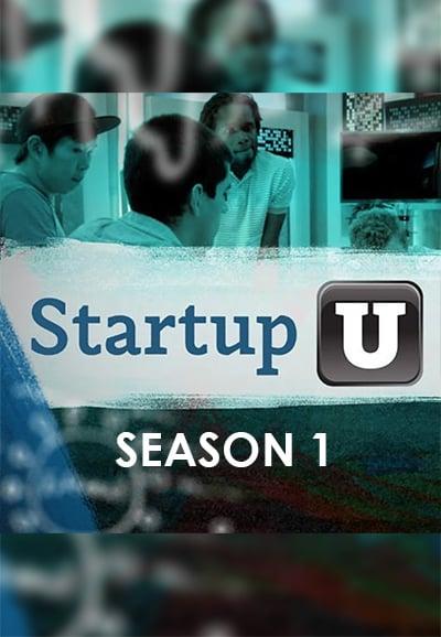 Startup U poster