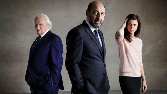 season 4 of Baron noir
