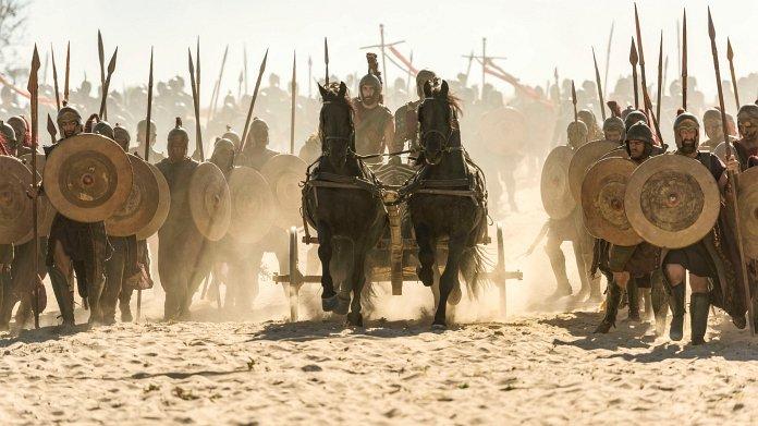 season 2 of Troy: Fall of a City
