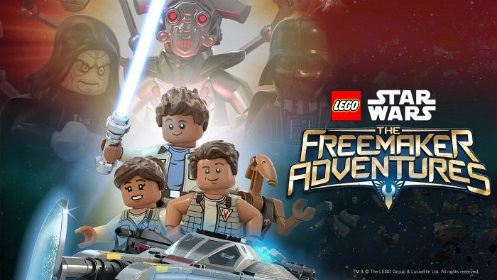 season 3 of Lego Star Wars: The Freemaker Adventures