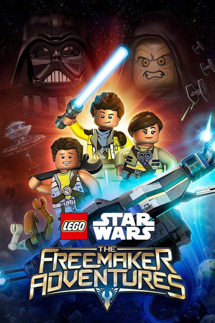 Lego Star Wars: The Freemaker Adventures poster