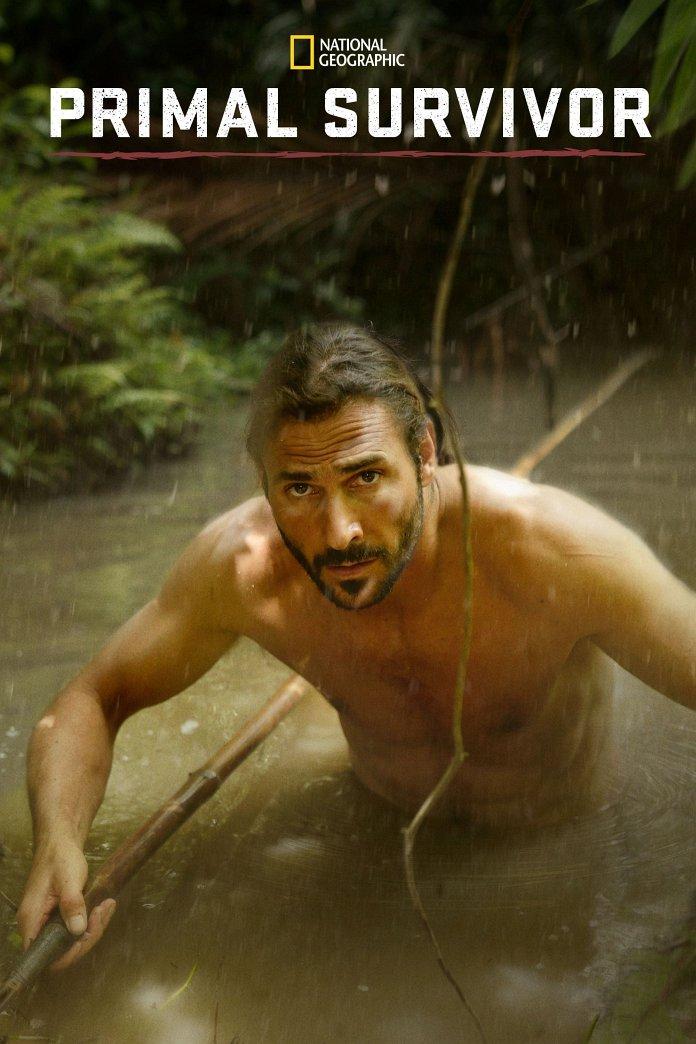 Primal Survivor poster