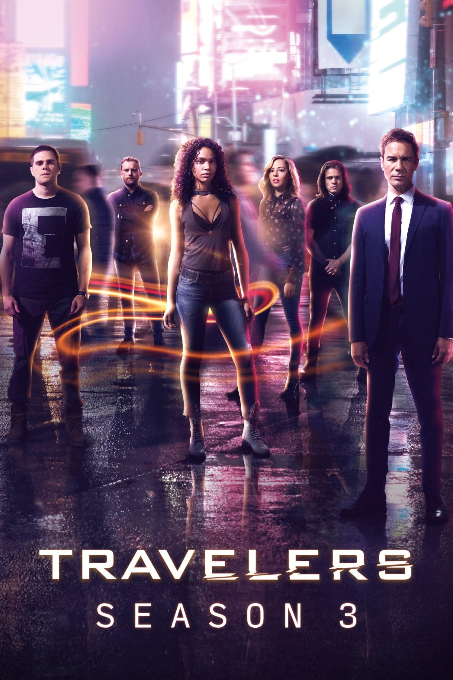 season 4 of Travelers
