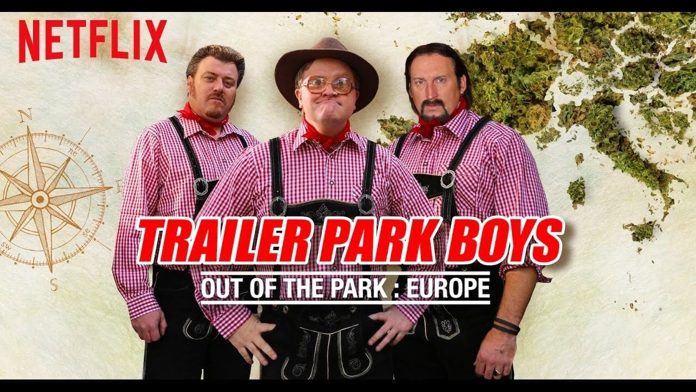Trailer Park Boys: Out of the Park season  date